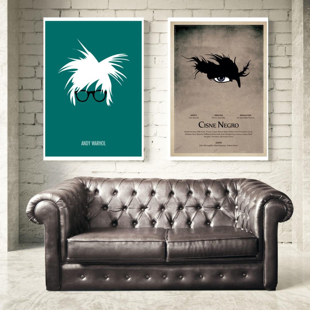 cartel-minimalista-diseño-andy-warhol
