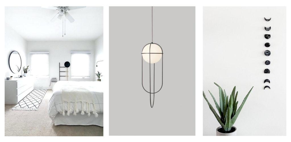minimalismo decoración